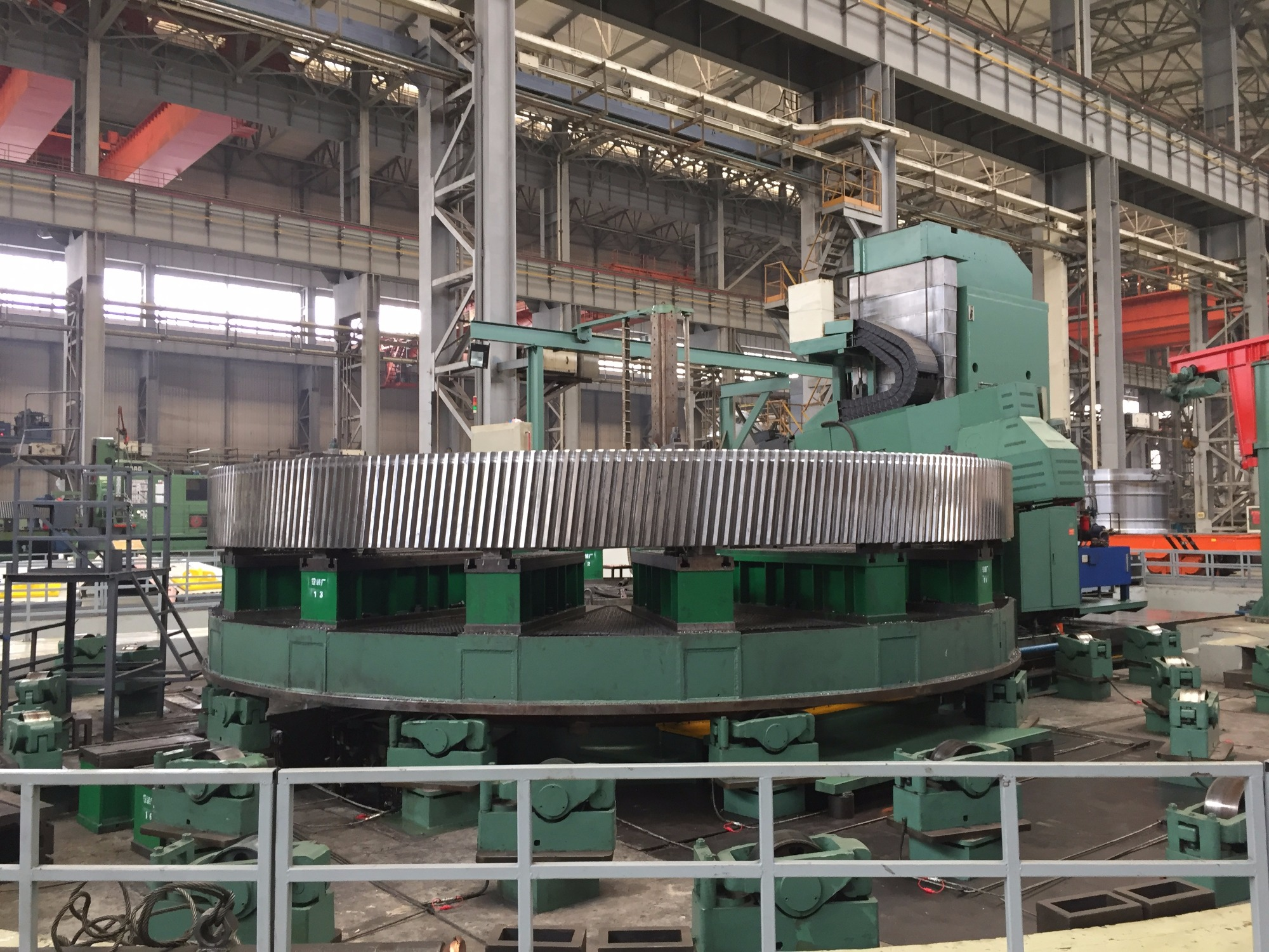 Ball Mill /SAG/AG Mill Girth Gear